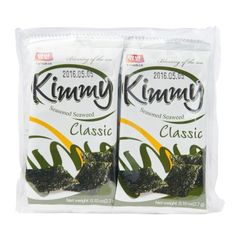 Dongwon Kimmy Classic Seasoned Seaweed 8 x 2.7 g