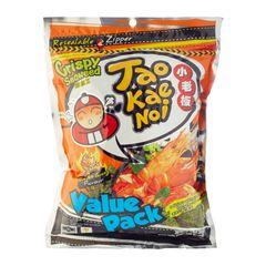 Tao Kae Noi Crispy Seaweed (Tom Yum Goong Flavour) 59 g