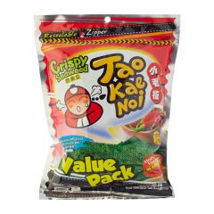 Tao Kae Noi Crispy Seaweed (Hot And Spicy Flavour) 59 g
