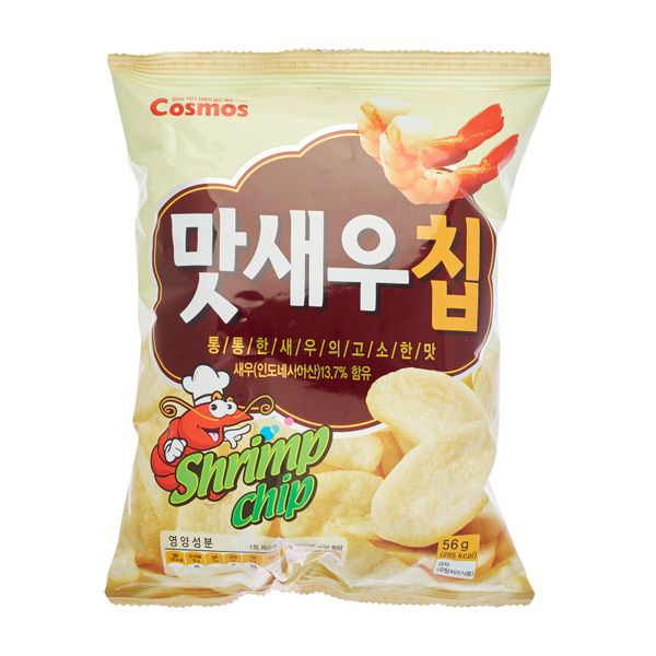 Cosmos Shrimp Chips 56 g