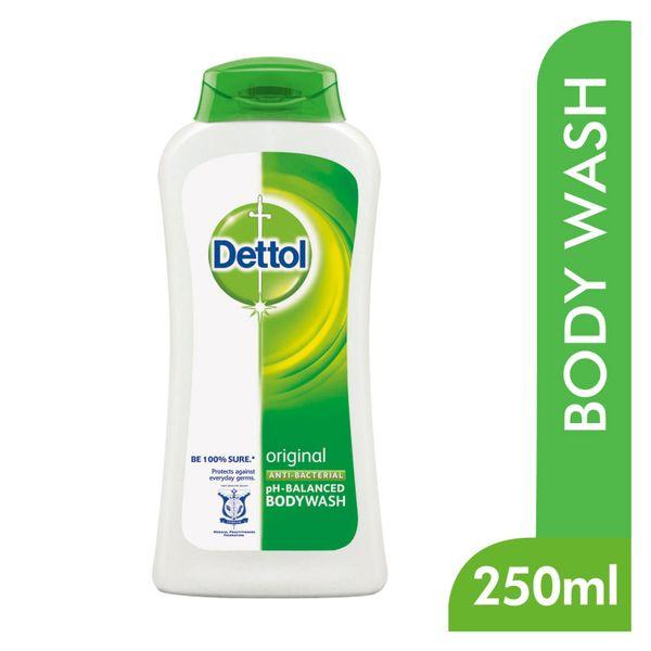 Dettol Anti-Bacterial Shower Gel Original 250ml
