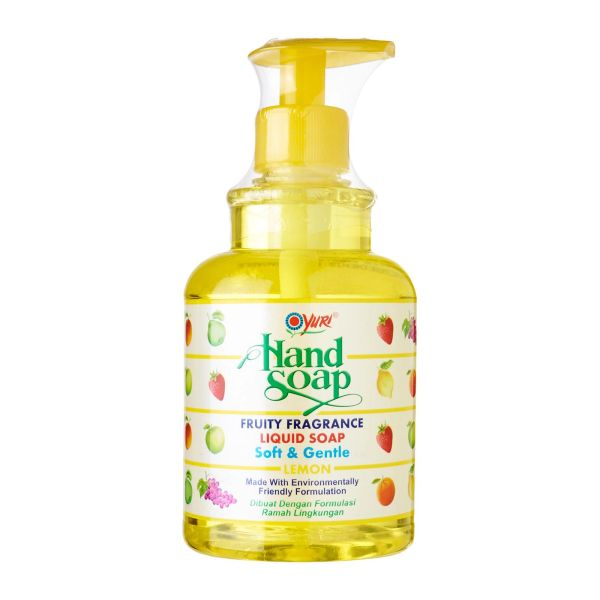 Yuri Handsoap Lemon 410ml