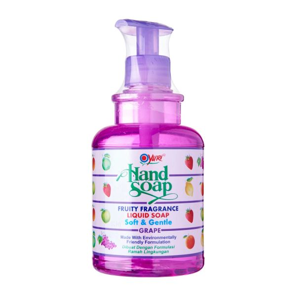 Yuri Handsoap Grape 410ml