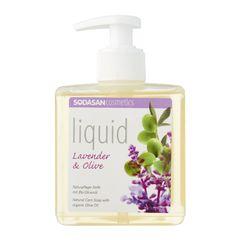 Sodasan Lavender And Olive Liquid Soap 300ml