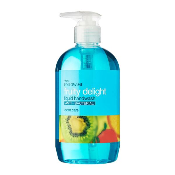Follow Me Liquid Handwash - Kiwi 500ml