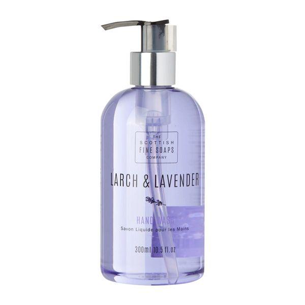 Scottish Fine Soaps Lavender And Larch Handwash 300ml