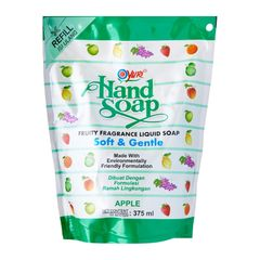 Yuri Handsoap Refill Apple 375 ml