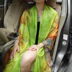 National Printing Pashminas Scarves