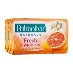 Palmolive Naturals Fresh And Moisture Bar Soap (X3) 3 x 80 g
