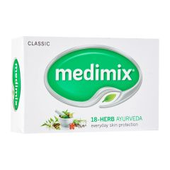 Medimix 18 Herbs Shower Soap 125g