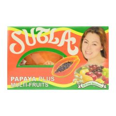 Sutla Papaya Plus Multi Fruits Soap 135g