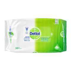 Dettol Anti-Bacterial Wet Wipes 50 per pack