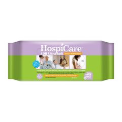 HospiCare 40R Ultra-Soft Adult Body Wipes 40s 40 per pack