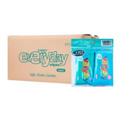 Zappy Everyday Mini Wipes Value Pack (Carton) 120 x 8 per pack