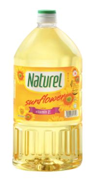 Naturel Sunflower Oil 2L