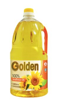 Golden Sunflower Oil 2L