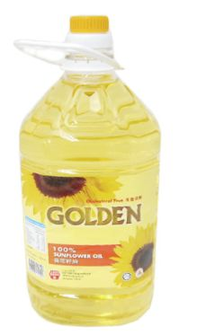Golden Sunflower Oil 5L