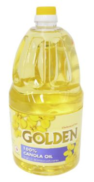 Golden Canola Oil 2L