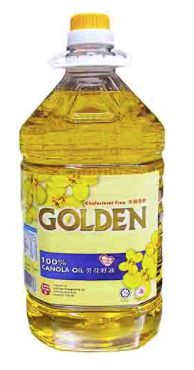 Golden Canola Oil 5L