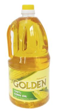 Golden Corn Oil 2L