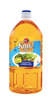 Knife Added W/Canola Oil 2L