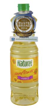 Naturel Sunflower Oil 1L