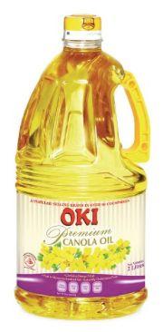 Oki Premium Canola Oil 2L