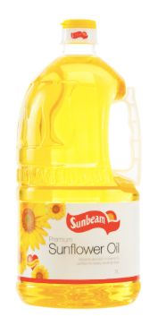 Sunbeam Sunflower Oil 2L