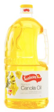 Sunbeam Canola Oil 2L
