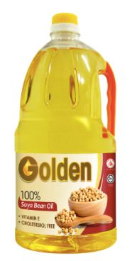 Golden Soya Bean Oil 2L