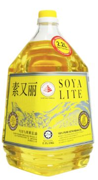 Soyalite Soya Bean Oil 2.2L