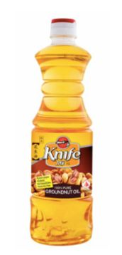 Knife Groundnut Oil 1L