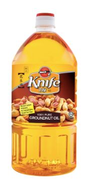 Knife Groundnut Oil 2L
