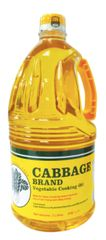 Cabbage Vegetable Cooking Oil 2L