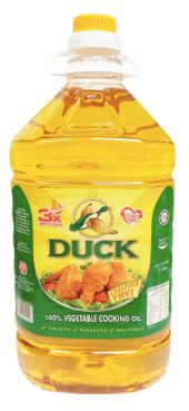 Duck Brand Cooking Oil 5L