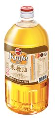 Knife Rice Bran Oil 2L