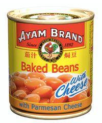 Ayam Cheez Beans 230g