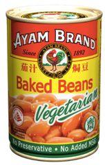 Ayam Baked Beans Vegetarian 425g
