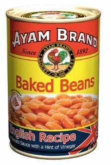 Ayam Baked Beans English Recipe 425g