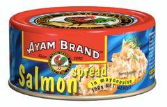Ayam Spread Salmon 160g