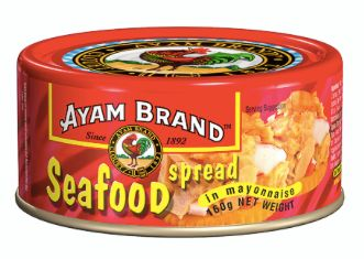 Ayam Seafood Spread 160g