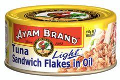 Ayam Sandwich Tuna Flake IN Oil 150g