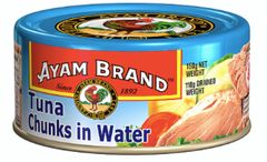 Ayam Tuna Chunks IN Water 150g