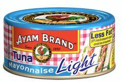 Ayam Tuna Light Mayonnaise 160g