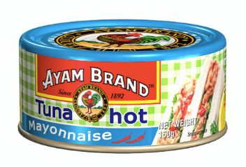 Ayam Hot Mayonnaise Tuna 160g