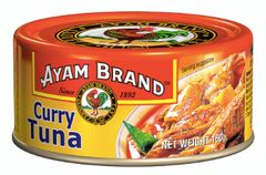 Ayam Curry Tuna 160g