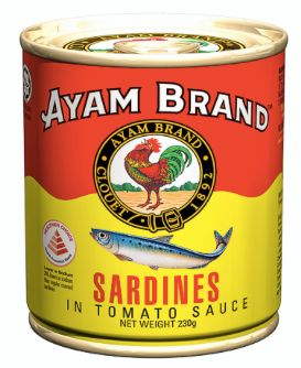 Ayam Sardines 230g