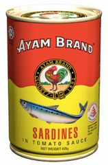 Ayam Sardines Tall 425g