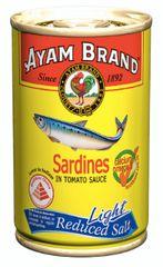 Ayam Sardines Light Jitney 155g