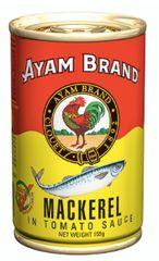 Ayam Mackerel 155g